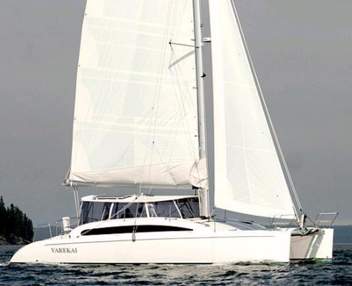 Mehrrumpfboot Werften Designer Konstrukteure